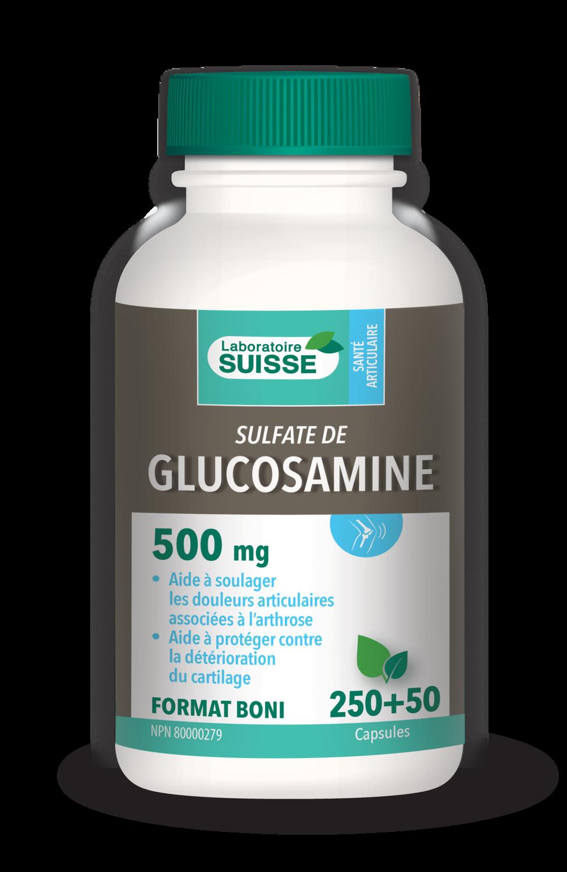 Sulfate de glucosamine