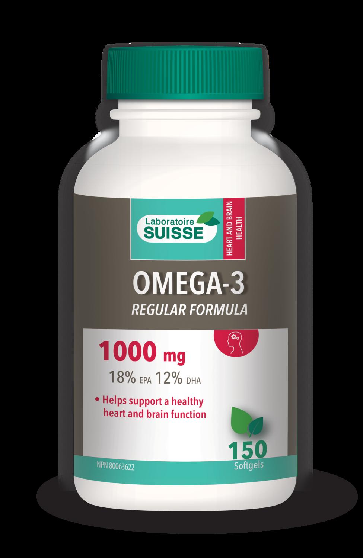 Omega 3 regular
