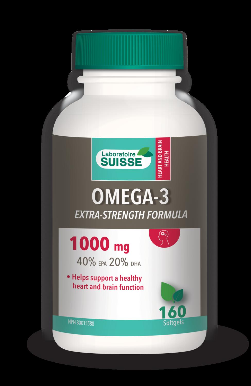 Omega 3 extra-strength