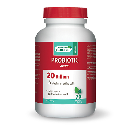 PROBIOTIC 20 BILLION