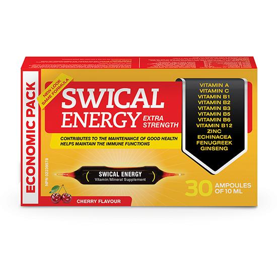 SWICAL ENERGY XF ECONOMIC SIZE
