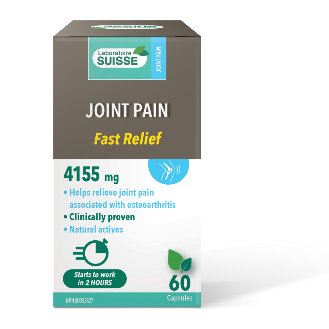 Joint Pain Fast Relief