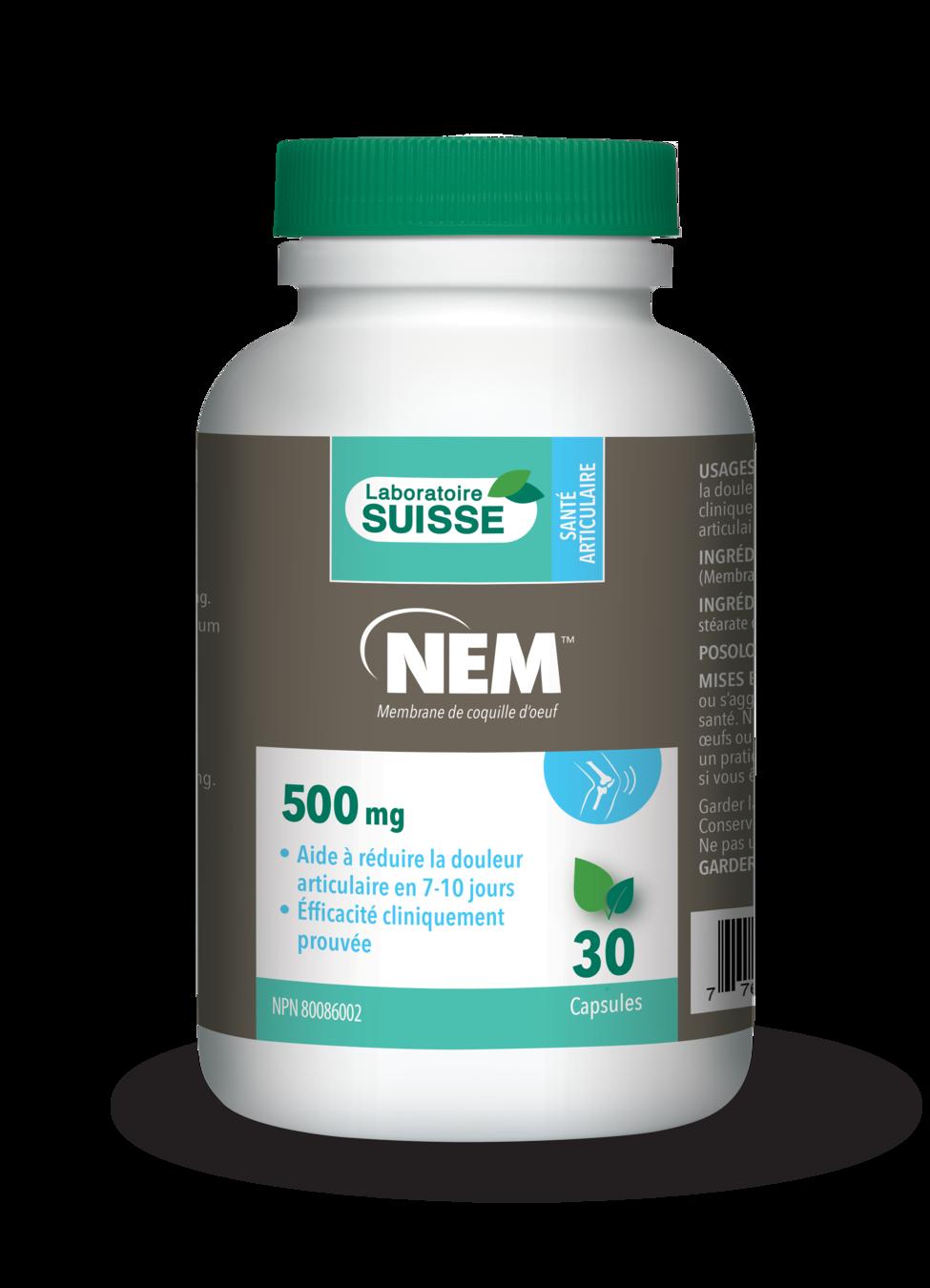 NEM 500 mg